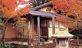 しばたの郷土館 茶室の写真